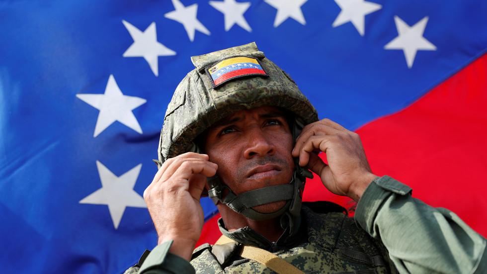 Venezuela failded invasion