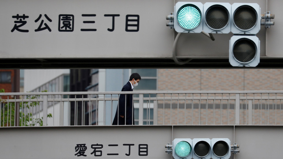 Article image Japan's economy slips into recession