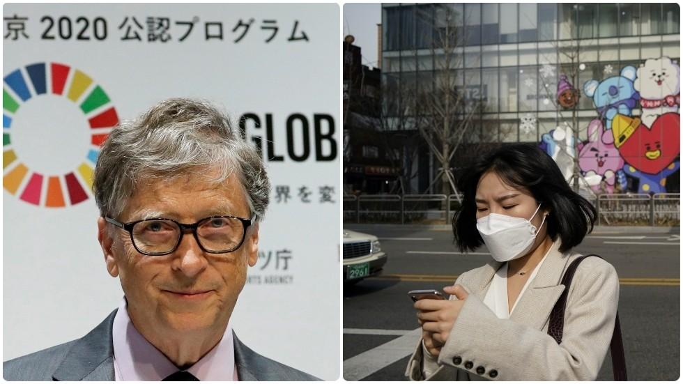 Bill Gates-backed coronavirus testing program put on hold by the FDA
