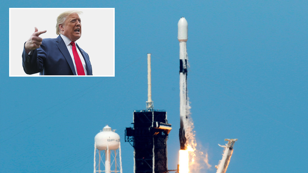 , Trump to attend manned SpaceX launch – should journalists be worried?, TravelWireNews | World News, TravelWireNews | World News