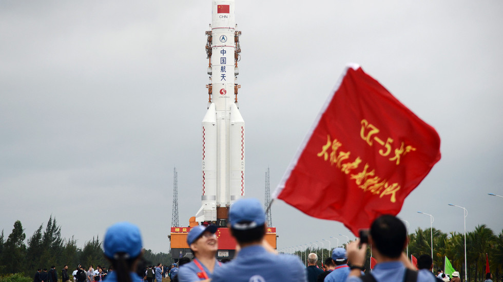 Race you, NASA!: China confirms July launch of first Mars rover, which rivals Perseverance mission