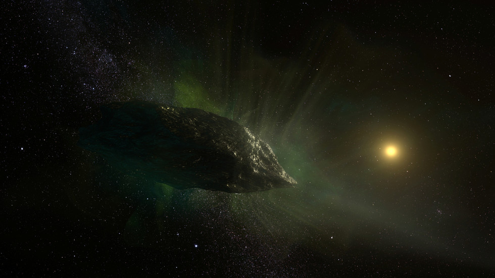 Newly discovered Comet SWAN is now VISIBLE from Earth, but facing fight for its life as it nears the Sun