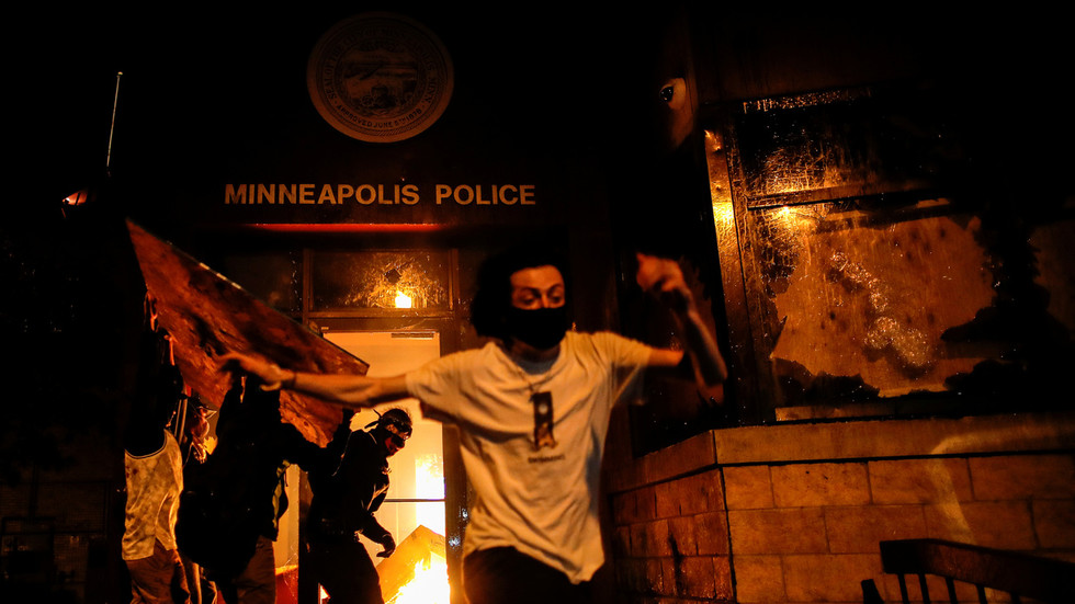 'Don't throw money at black Americans to riot': Candace Owens spars with Soros-funded NGO over alleged hand in Minneapolis unrest