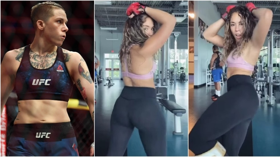 , 'You're selling sex not MMA': UFC star lashes out at fellow fighter Loureda over 'striptease' videos, TravelWireNews   World News, TravelWireNews   World News