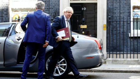 International comparisons on Covid-19 not helpful 'at this stage,' PM Johnson says as UK deaths soar to highest in Europe