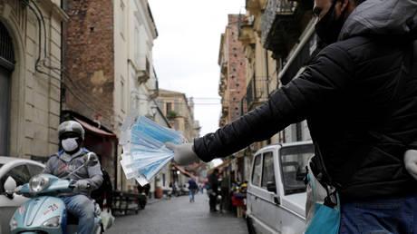 File photo © REUTERS/Antonio Parrinello