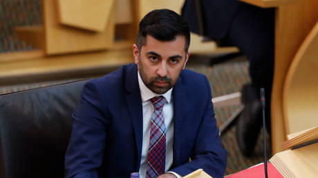 Scottish Justice Secretary Humza Yousaf © Getty Images / Andrew Cowan