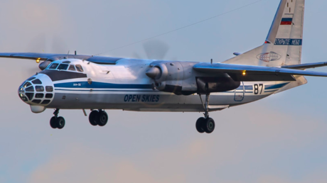A Russian Air Force Open Skies plane ©Flickr/Papas Dos