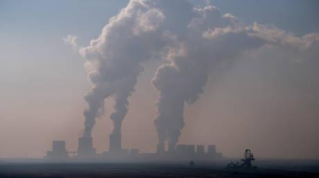 Overlooking the brown coal surface mining Nochten in Boxberg, Germany, 07 February 2018 © Global Look Press/dpa/dpa-Zentralbild/Monika Skolimowska