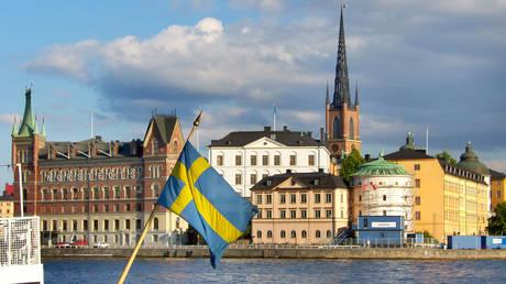 FILE PHOTO: Sweden, Stockholm, Gamla Stan  © Global Look Press / CHROMORANGE / Bilderbox
