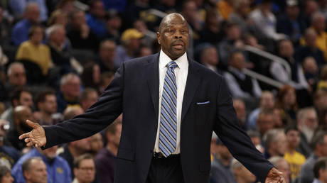 NBA legend Patrick Ewing. © USA Today Sports