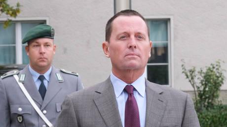 US Ambassador to Germany Richard Grenell © Global Look Press / Imago-images.de