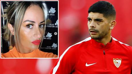 'People's jobs are at stake': La Liga boss issues warning after WAG shares pic of FOUR partying Sevilla players on Instagram