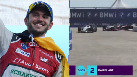 Daniel Abt ©YouTube