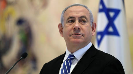 Israeli Prime Minister Benjamin Netanyahu © AFP / Abir Sultan
