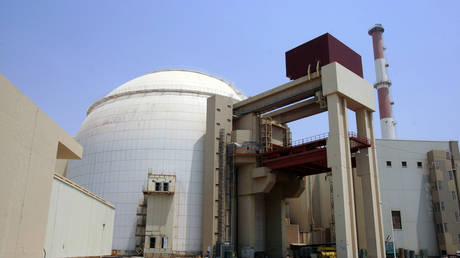 Bushehr nuclear power plant ©Reuters / Raheb Homavandi