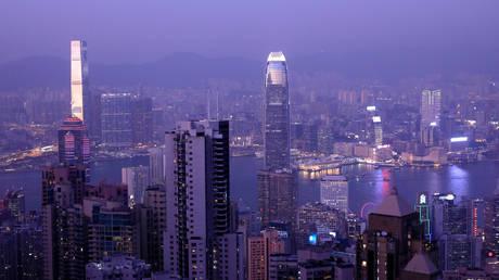 FILE PHOTO: Hong Kong skyline © Reuters / Navesh Chitrakar