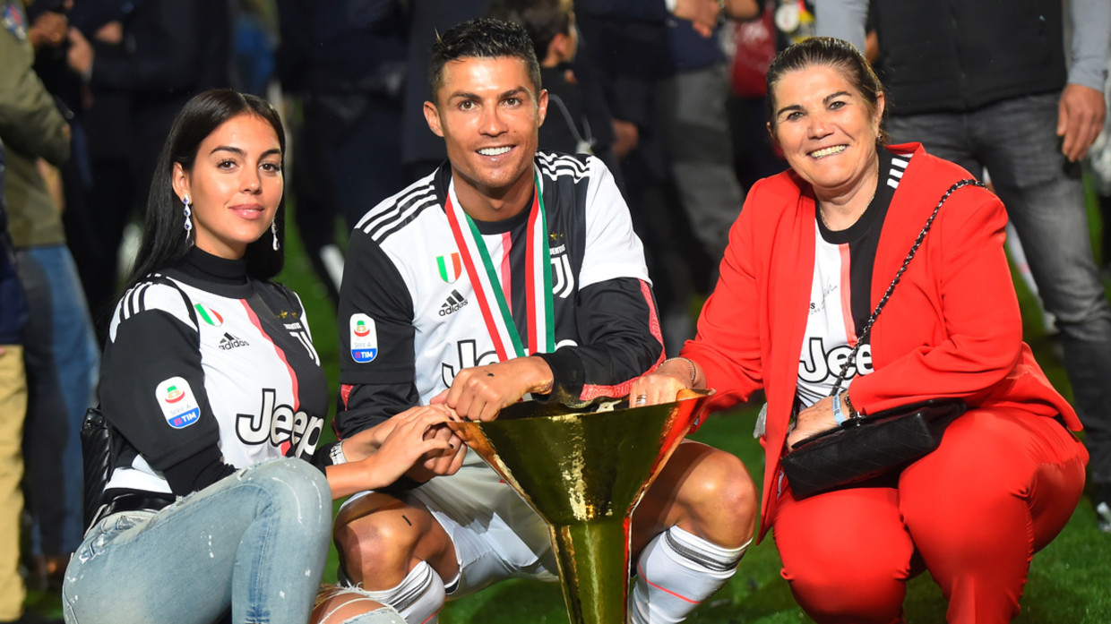 Cristiano Ronaldo S Mother Dolores Aveiro Denies Rift With Georgina Rodriguez After Unfollowing Star S Girlfriend On Instagram Rt Sport News