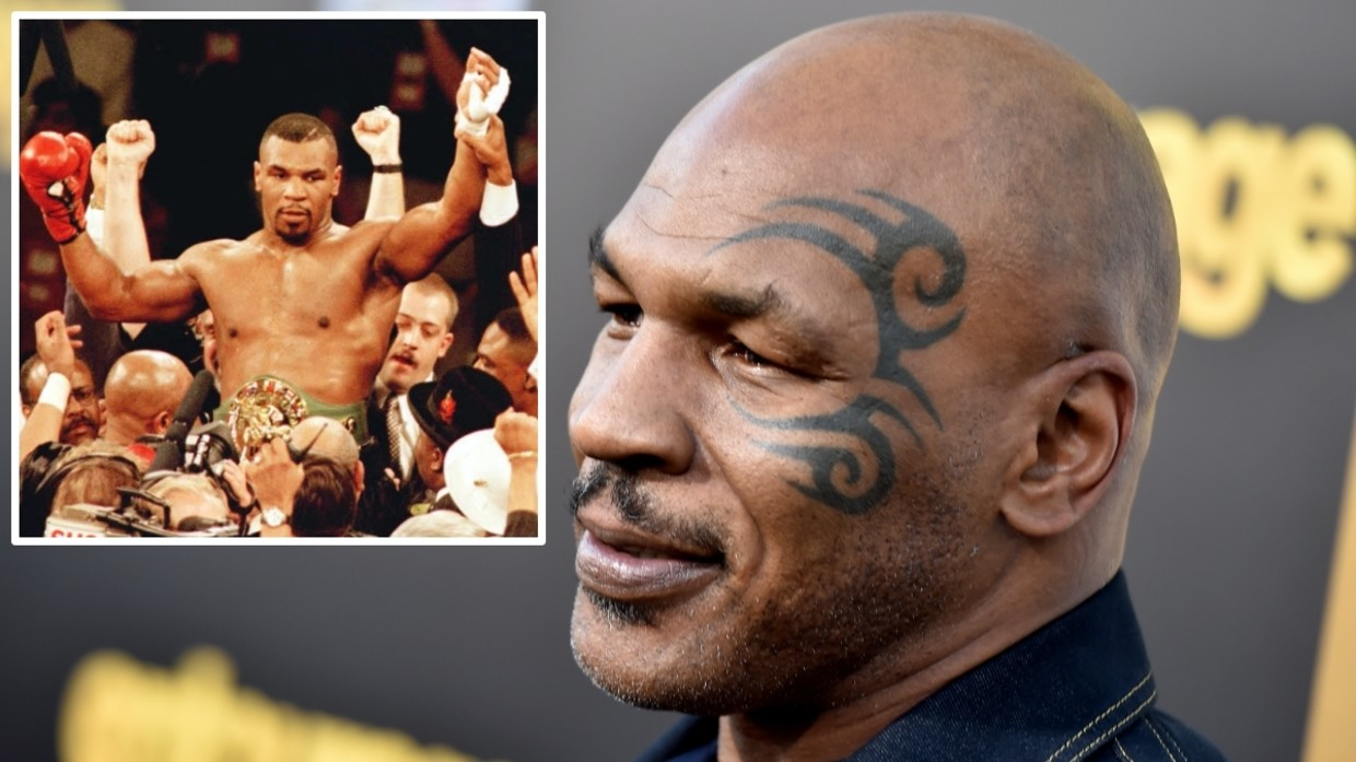 Don T Call It A Comeback Mike Tyson Has More Than Earned One Last Appearance On The Big Stage Opinion Rt Sport News