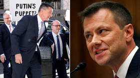 'Don't close RAZOR': Court docs show disgraced FBI agent insisted on pushing Flynn case DESPITE lack of evidence