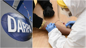DARPA research lab designing 'game changer' rapid coronavirus blood test repurposed from BIOWEAPONS detection project