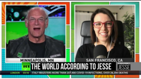 Jesse Ventura: 'Gov't can't put you on house arrest except under martial law'