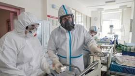Over 10,000 for the 1st time: Russia hits new daily record for fresh coronavirus cases