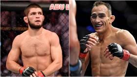 'You're still my b***h':  Ferguson tells McGregor to 'put the bottle down' as rival calls brutal UFC 249 defeat an 'embarrassment'
