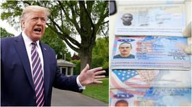 Trump denies Washington role in Venezuelan 'invasion' after 2 US mercenaries nabbed in botched assassination plan