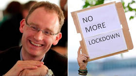 The man behind the UK's Covid-19 lockdown has screwed his mistress, screwed us all, & now – thankfully – screwed his career