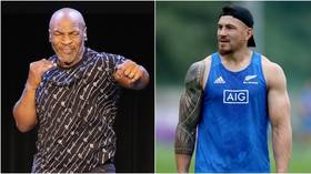 Fitting the Bill: Promoter offers Mike Tyson $1 MILLION for one-off fight against former All Blacks legend Sonny Bill Williams