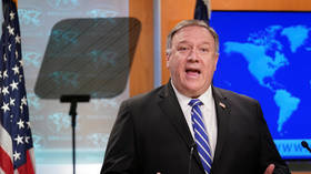 Pompeo repeats Chinese lab created coronavirus theory, but we may have to wait a long time for proof