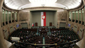 Polish MPs approve law allowing presidential election to be held by postal ballot