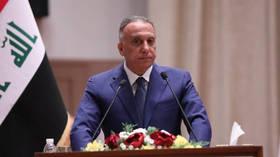 Kadhimi takes office as Iraq's PM amid fiscal & coronavirus crises