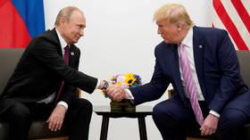 Trump speaks with Putin by phone, offers to send coronavirus medical aid to Russia – Kremlin