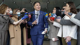 'Reformer' again: Controversial Georgian ex-president Saakashvili takes charge of Ukraine's reform body