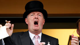 Galloway on Piers Morgan: Unfriended by Trump, avoided by Johnson, the Corona Crusader's the REAL leader of the opposition