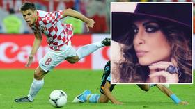 Drunken death threats: Ex-Croatia star Ognjen Vukojevic arrested after 'threatening to kill' his 'Miss Croatia' wife - REPORT