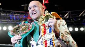 Tyson Fury promises 'massive, massive news' as rumors of impending showdown with Anthony Joshua intensify (VIDEO)