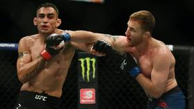 'I want the real thing!' Justin Gaethje REFUSES to wear interim belt after UFC 249 win, calls for unification bout with Khabib