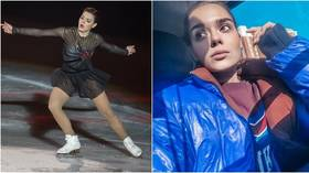 Style queen: Russian figure skating sensation Zagitova crowned 'Olympic style champion'