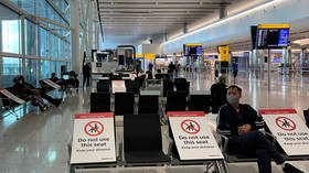 Talked out by Macron? UK to start QUARANTINING all incoming air travellers, but not from France