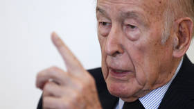 France launches probe into sex assault claim against 94yo ex-President d'Estaing