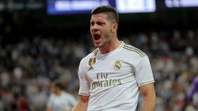 Real Madrid ban Luka Jovic's father from talking after star 'fakes training injury to cover up breaking ankle in quarantine fall'