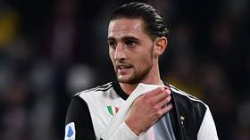 'Burning his bridges': Wantaway Juventus rebel Adrien Rabiot goes on STRIKE in France after REFUSING to accept pay cut