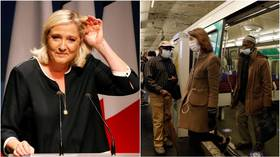 'Current health crisis revealed ideological bankruptcy of our leaders': Marine Le Pen slams govt as France eases quarantine