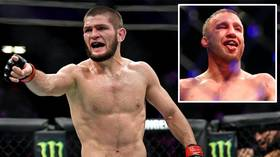 'Praying for his recovery': McGregor puts Khabib feud aside with message of support after news father Abdulmanap is in coma
