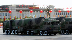 In a world gone mad, China must build MORE NUKES to make disarmament possible