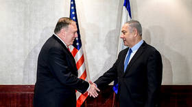 US urges Israel to put the brakes on infrastructure deal with Chinese firm as Pompeo arrives in Jerusalem for talks – report