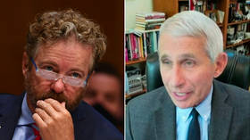 'I don't think you are the end-all': Rand Paul calls out Fauci over Covid-19 policy based 'one wrong prediction after another'